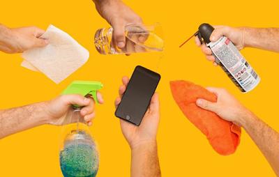 ضدعفونی-کردن-موبایل